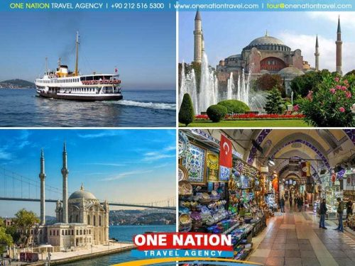 4 Day (3 Night) Istanbul Tour Package image