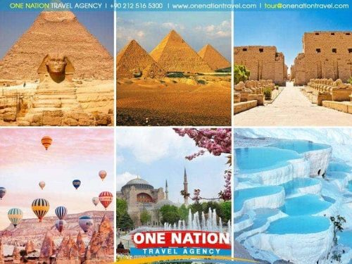 12-Day Turkey And Egypt Tour Package