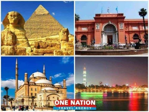 Best of Cairo in 4 Days Tour