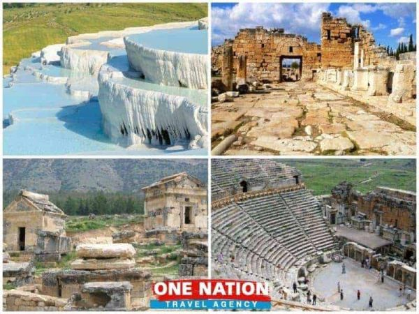 Pamukkale Day Tour from Bodrum