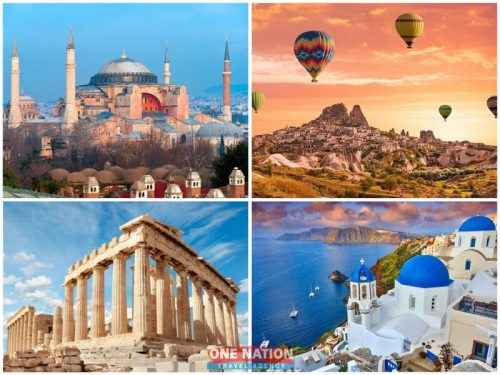 Best of Turkey and Greece in 13 Days Tour